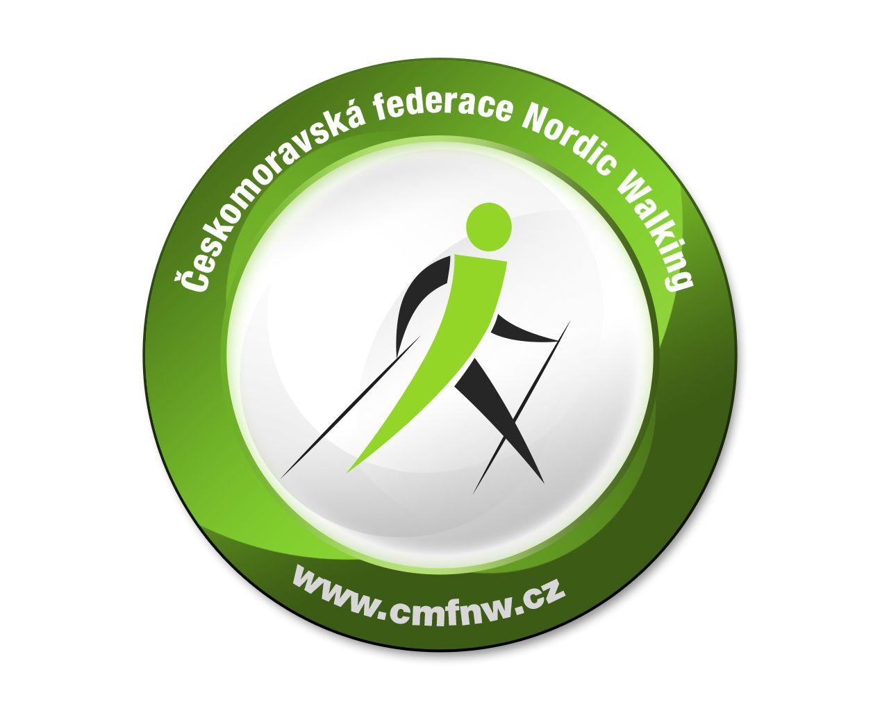 Jsme členem Českomoravské federace Nordic Walking