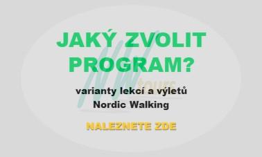 Naše Nordic Walking programy
