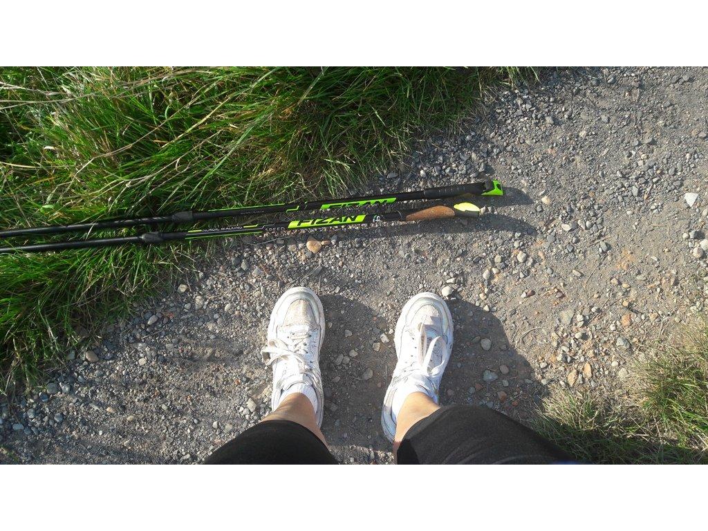 Nordic Walking seznamovací lekce pro začátečníky