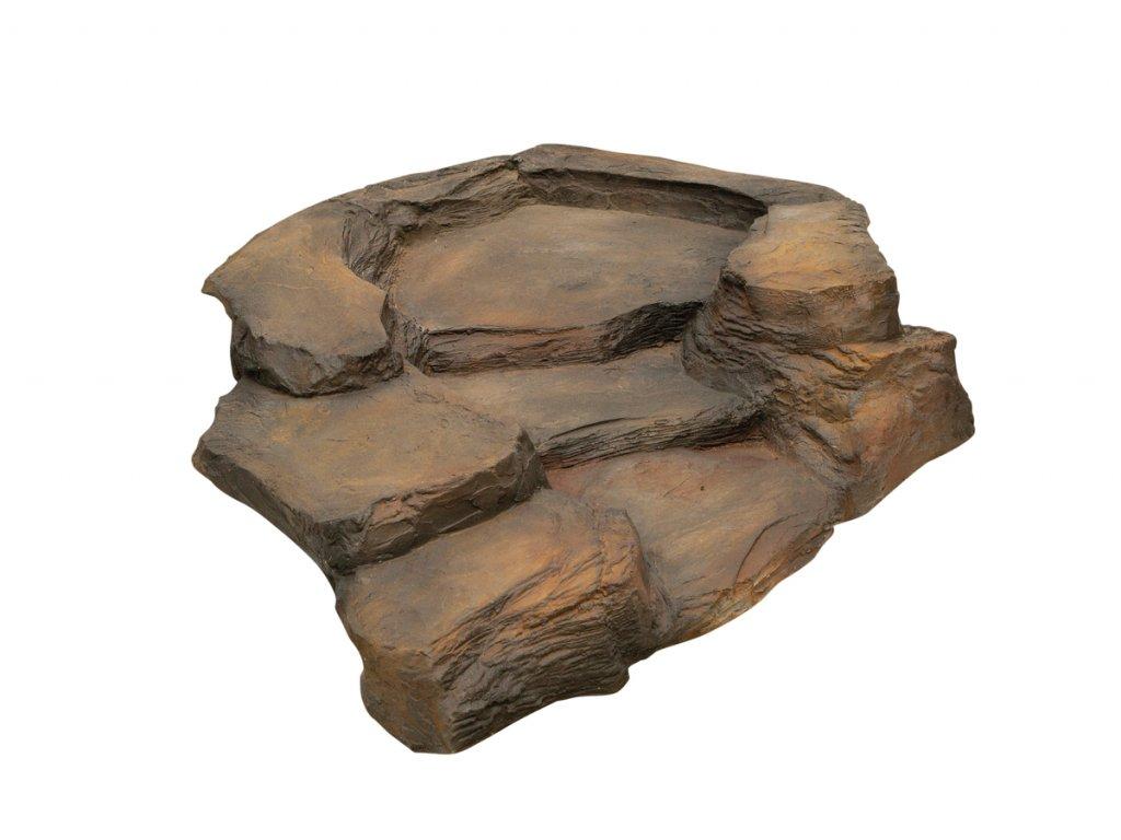 Břidlice hnědá, levá - Grand Canyon