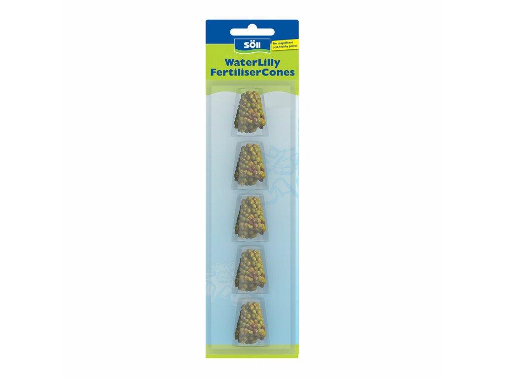 oase soell waterlily fertiliser cones 5pk pr 51982.1614174732.1280.1280