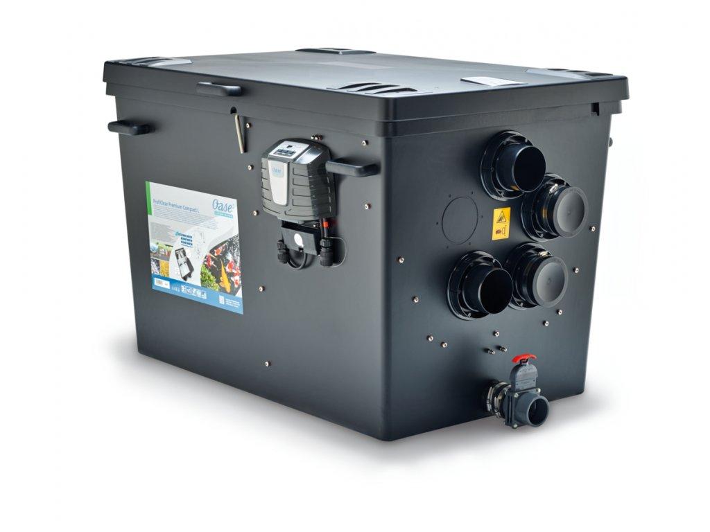 ProfiClear Premium Compact- L gravity EGC - samočistící bubnová filtrace