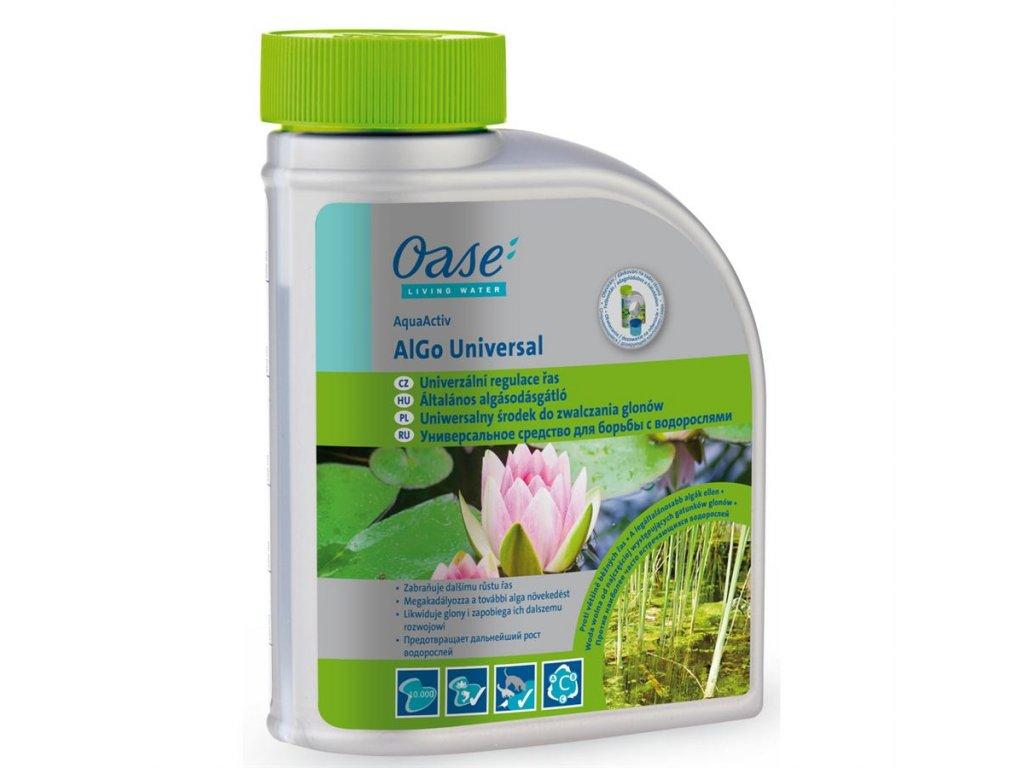 0 Oase Algo Universal 500 ml na 10 m3 pripravek proti rasam