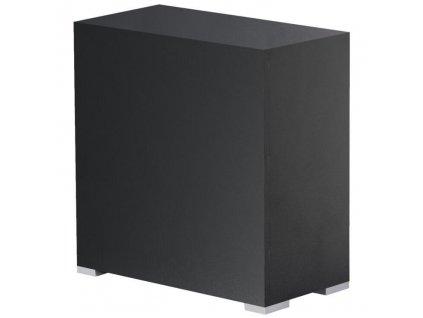 StyleLine 125 cabinet black
