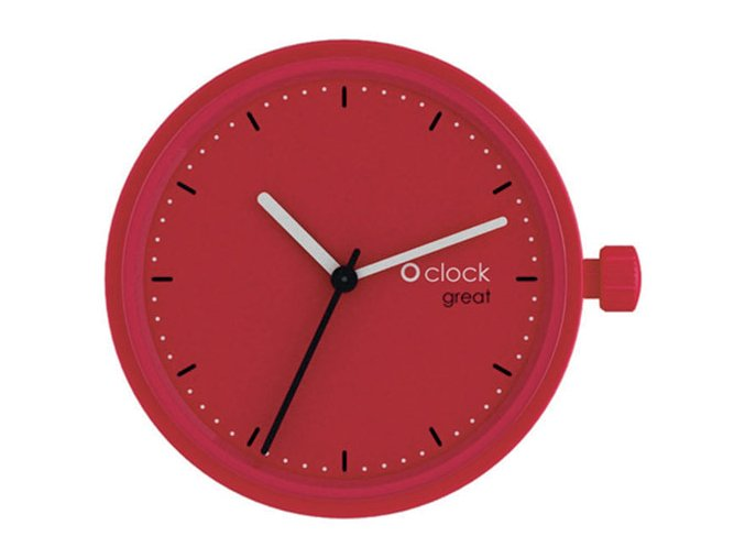 O CLOCK CIFERNÍK GREAT AMARANTO