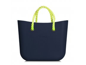 mini navy sestavy provaz neon yellow