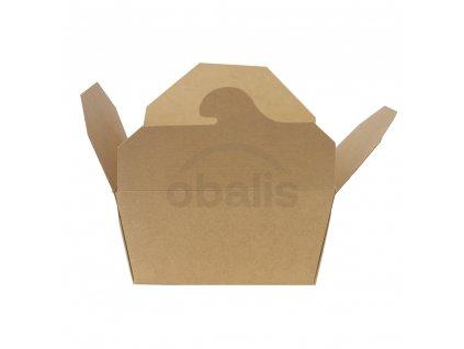 Krabička na jídlo 1300ml 175x140x63 mm