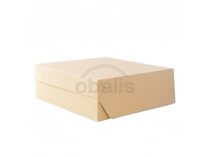 Dortova krabice kraft 28x28x10 edited obalis