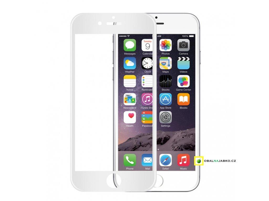 iphone 6:7:8 3D bílé sklo