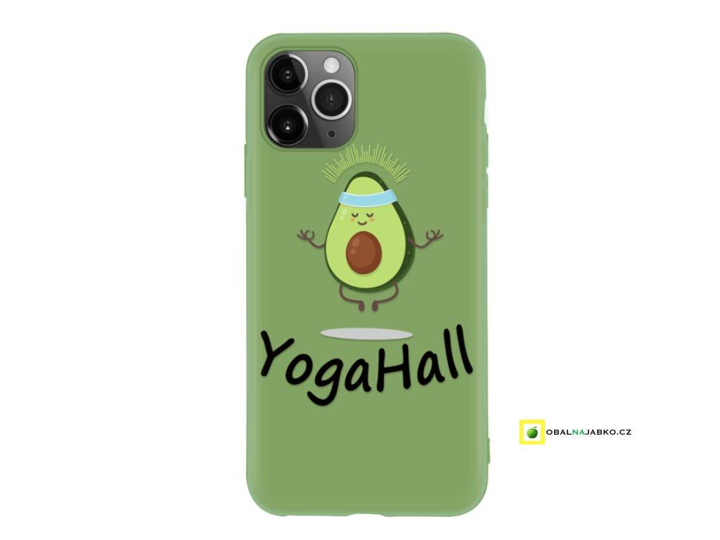 avokádo yoga