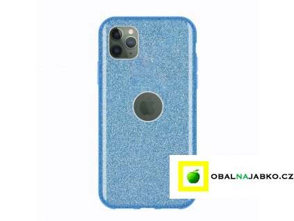 eng pl Wozinsky Glitter Case Shining Cover for iPhone 11 Pro blue 55248 1