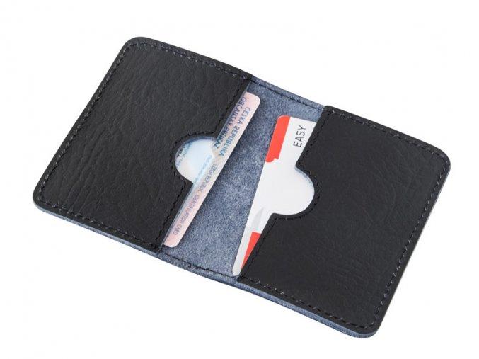 Kozene pouzdro na karty a doklady D50 2