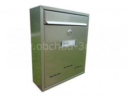 Poštovní schránka RADIM malá - NEREZ