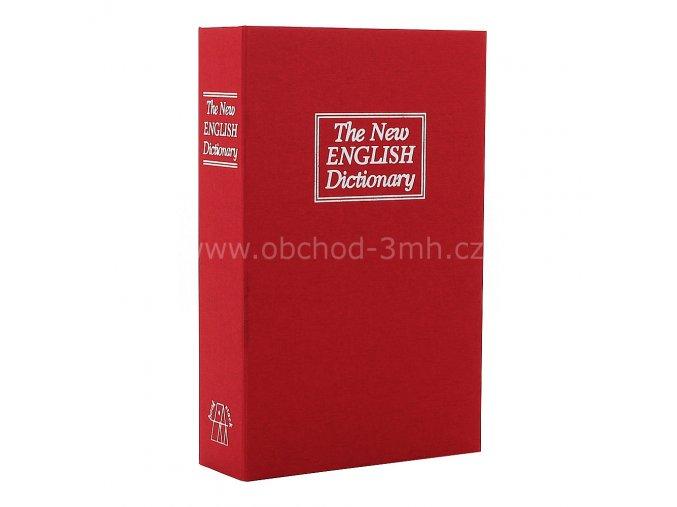BOOKCASE úschovná kazeta