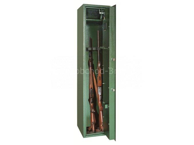 Skříň na 5 zbraní GUNTRONIC 5 EL