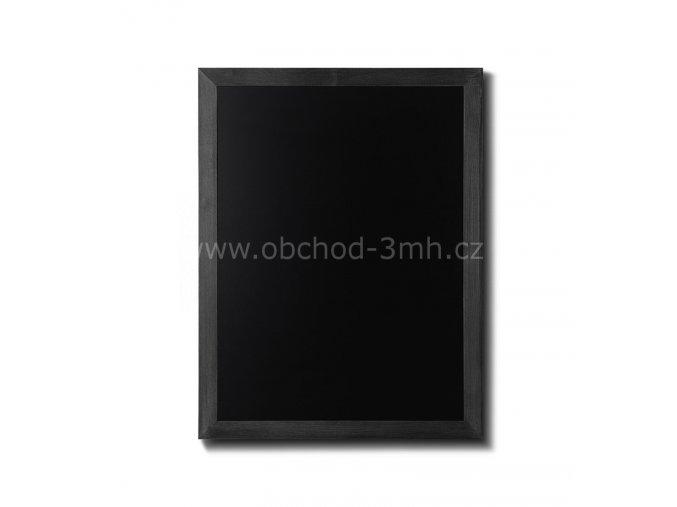 Křídová tabule 70x90, černá