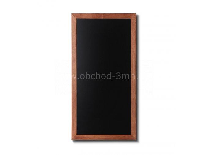 Křídová tabule 56x100, světle hnědá