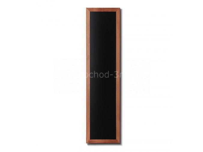 Dřevěná tabule 35x150, světle hnědá