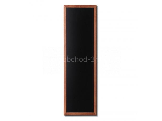 Dřevěná tabule 56x170, světle hnědá