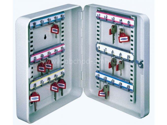 Skříňka na klíče SK30