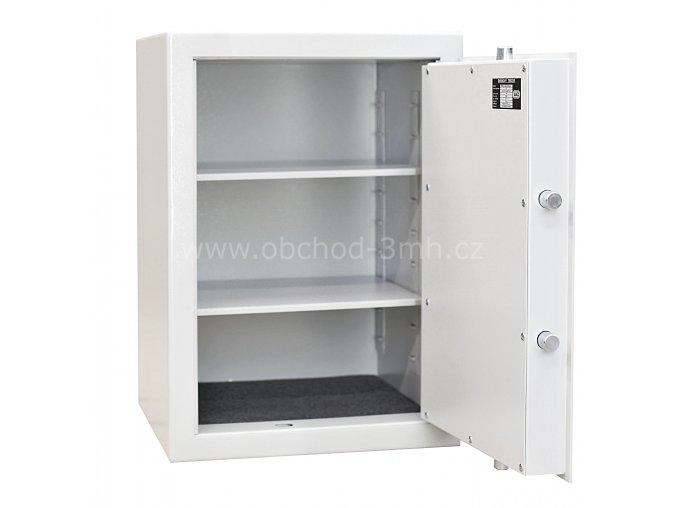 Trezor nábytkový JV 2 - bezpečnostní třída I. - otevřený trezor