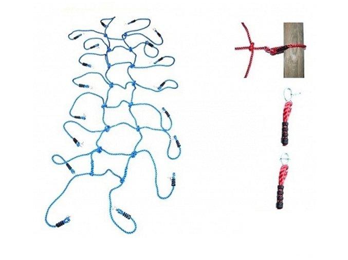 Lezecí síť 0,75 x 2m