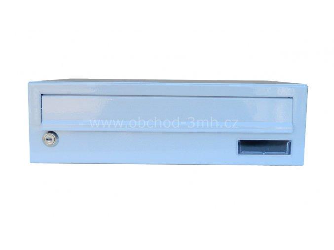 Poštovní schránka MB-370 šedá