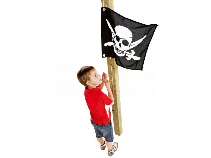 Vlajka PIRÁT