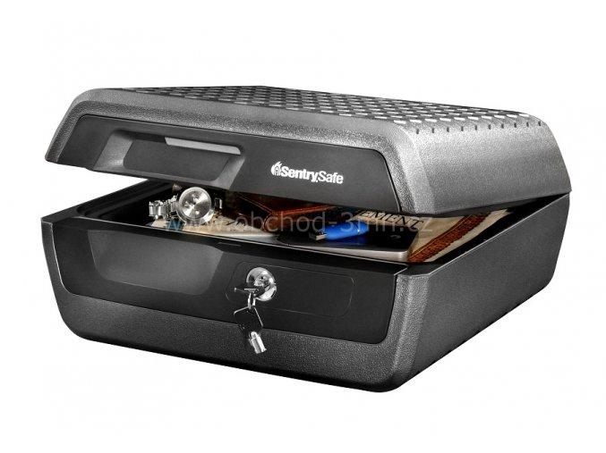 Ohnivzdorná a vodotěsná kazeta SentrySafe CFW30200 - Firebox 302