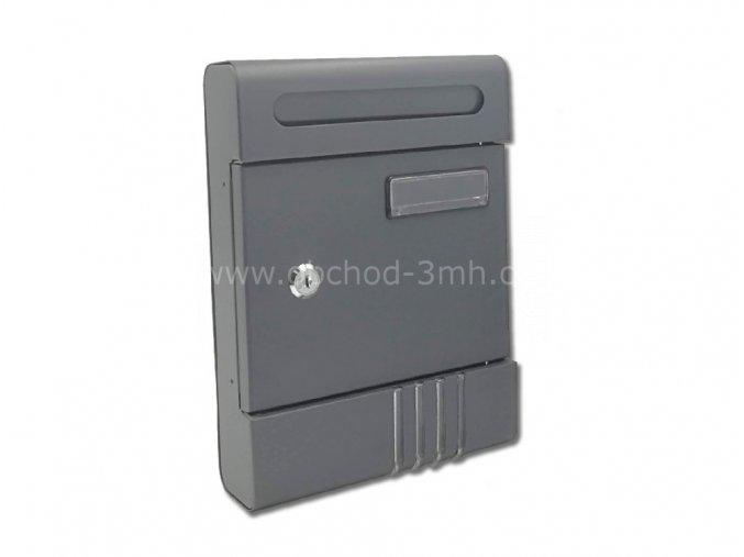 Poštovní schránka Robert malá, 200x290x65 mm