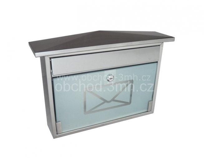 Poštovní schránka ROBIN šedá