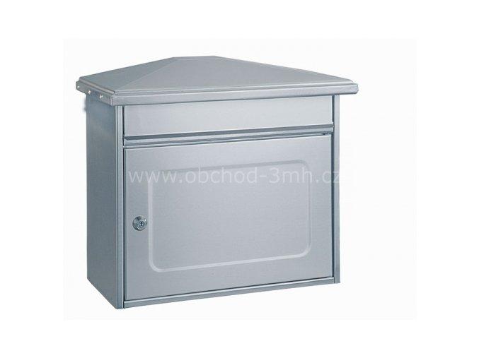 Poštovní schránka WOERTHERSEE nerez