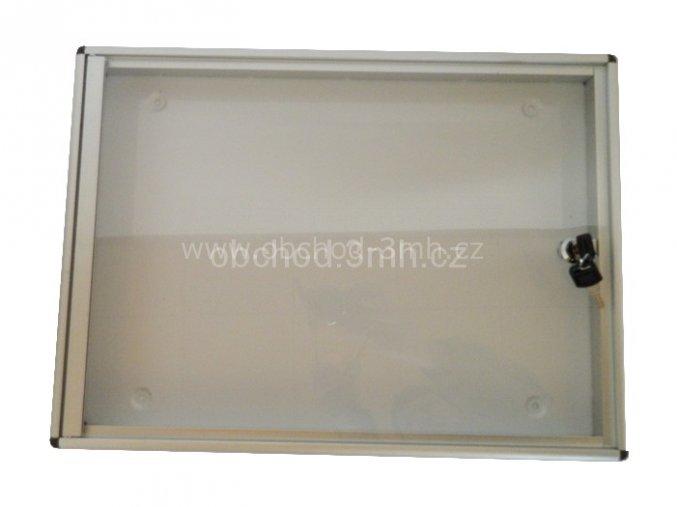 Informační vitrína F1 480x350x50 mm