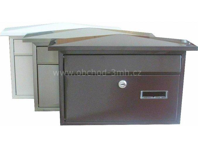 Poštovní schránka KT-01