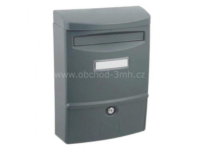 Poštovní schránka ABS 2