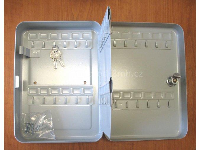 Klíčovka T71 250x180x80 /60 klíčů