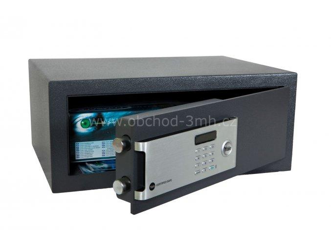 Yale Safe Premium Laptop YLM 200 EG1 + DOPRAVA ZDARMA