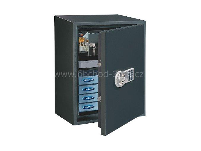 Trezor nábytkový Power Safe S2 600 IT EL