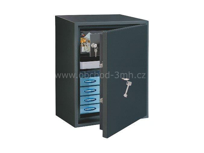 Trezor nábytkový Power Safe S2 600 IT DB + DOPRAVA ZDARMA  + dárek pokladnička TRAUN 3 zdarma