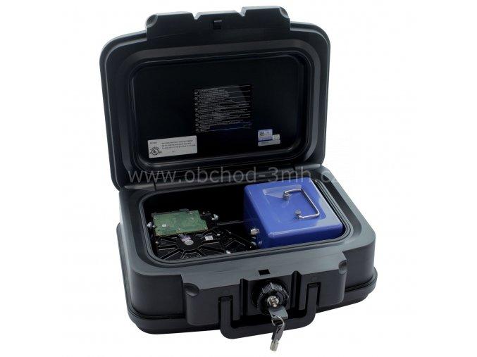 Ohnivzdorný voděodolný kufřík DATA BOX 1