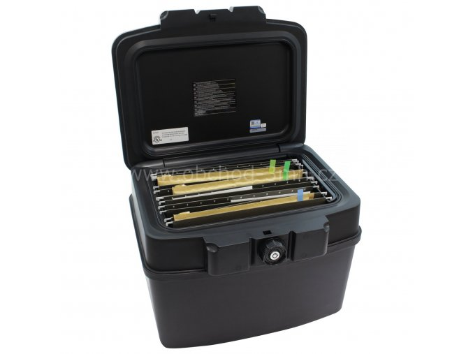 Ohnivzdorný voděodolný kufřík DATA BOX 3