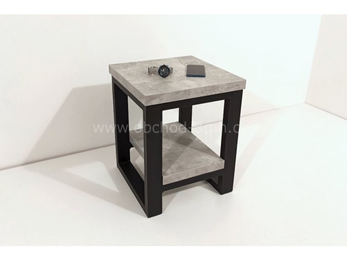 Noční stolek ECHT - Beton