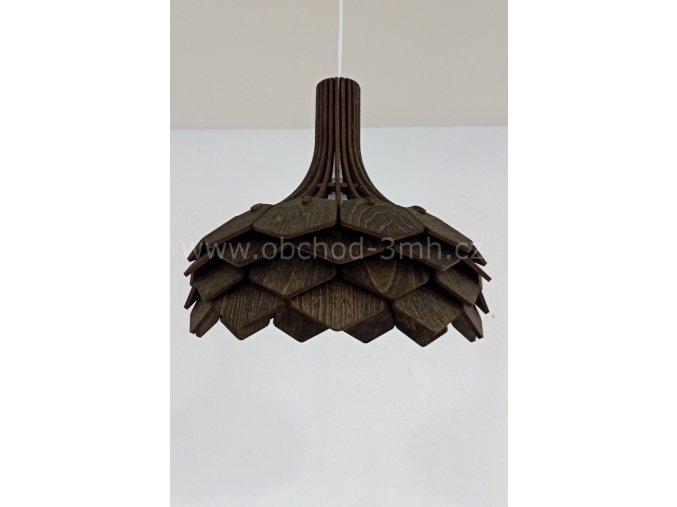 Dřevěné svítidlo ORIENTAL 35E