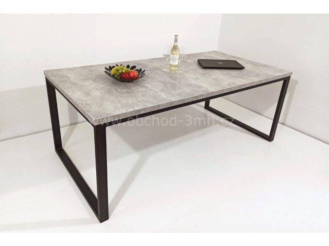 Jídelní stůl ECHT - Beton