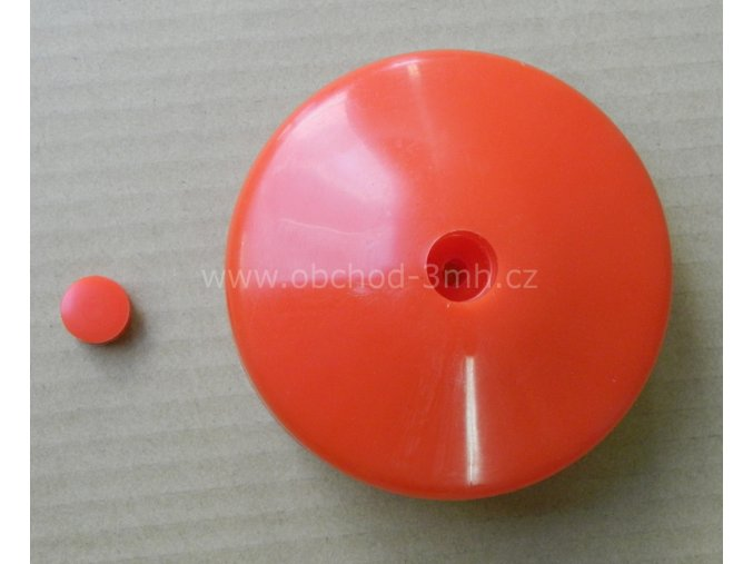 Plastová krytka kulatina Ø 100 mm
