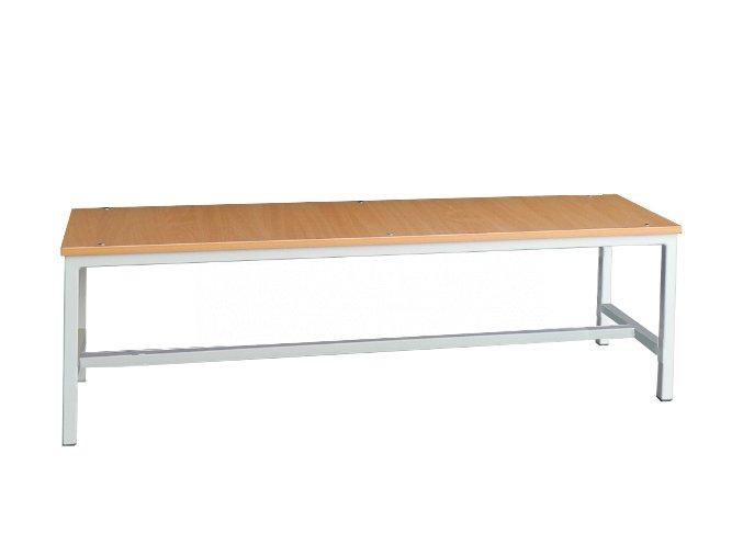 Šatní lavice 450 x 1200 x 350 mm