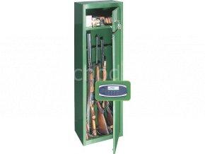 Skříň na pět zbraní Gun 5 EL
