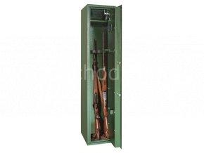 Skříň na 5 zbraní GUNTRONIC 5 EL DOPRAVA ZDARMA