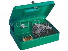 Box pro uložení zbraně a střeliva GunBox