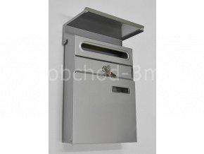 Poštovní schránka ELEGANCE MINI - 220x300x60mm